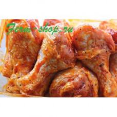 Голень куриная под соусом